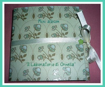 Mini album e card compleanno