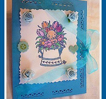Card: Buon Compleanno Ilaria