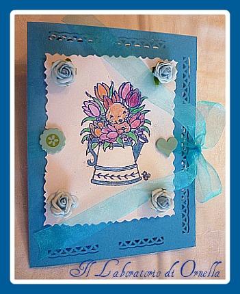 Card Buon Compleanno Ilaria